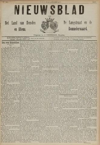 Nieuwsblad het land van Heusden en Altena de Langstraat en de Bommelerwaard 1891-02-04
