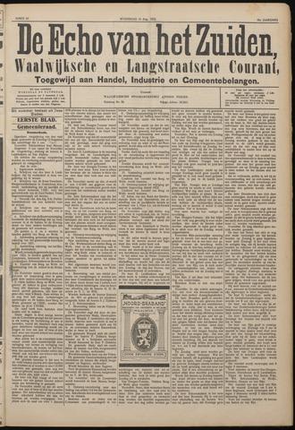 Echo van het Zuiden 1922-08-16