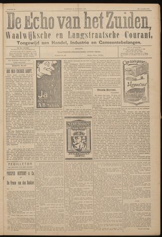 Echo van het Zuiden 1927-08-20