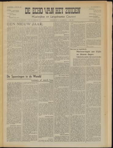 Echo van het Zuiden 1953-01-01