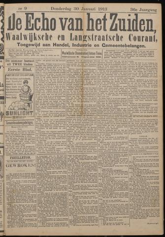 Echo van het Zuiden 1913-01-30