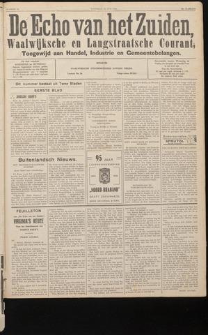 Echo van het Zuiden 1938-06-22