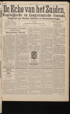 Echo van het Zuiden 1937-04-21