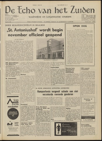 Echo van het Zuiden 1967-07-07