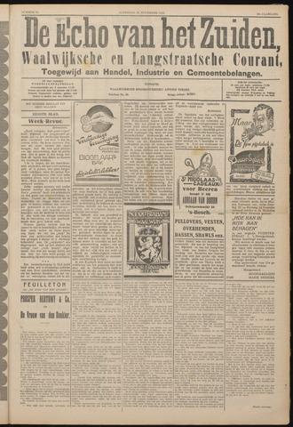 Echo van het Zuiden 1926-11-20