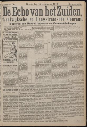 Echo van het Zuiden 1912-08-15