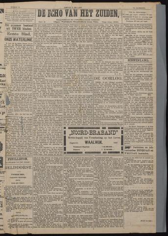 Echo van het Zuiden 1918-07-21