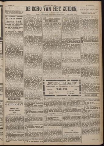 Echo van het Zuiden 1918-07-28