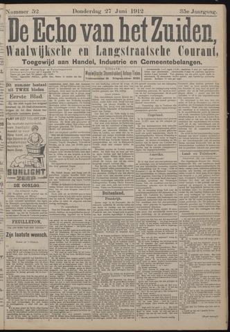 Echo van het Zuiden 1912-06-27