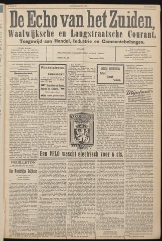 Echo van het Zuiden 1933-07-29