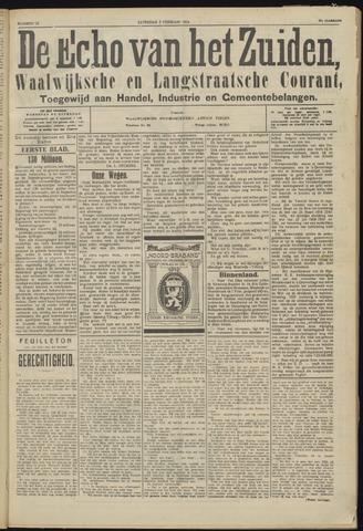 Echo van het Zuiden 1924-02-02