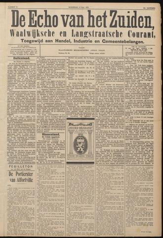 Echo van het Zuiden 1922-09-13