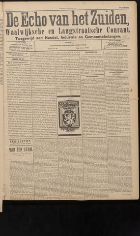 Echo van het Zuiden 1927-10-05