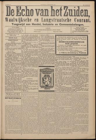 Echo van het Zuiden 1926-09-08
