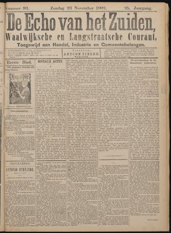 Echo van het Zuiden 1902-11-23