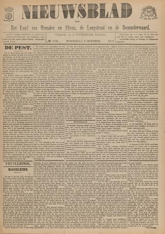 Nieuwsblad het land van Heusden en Altena de Langstraat en de Bommelerwaard 1897-10-06