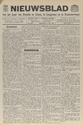 Nieuwsblad het land van Heusden en Altena de Langstraat en de Bommelerwaard 1948-05-31