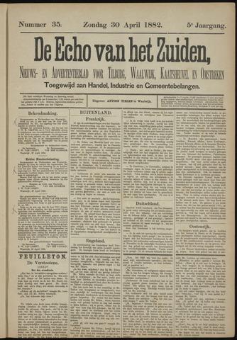 Echo van het Zuiden 1882-04-30