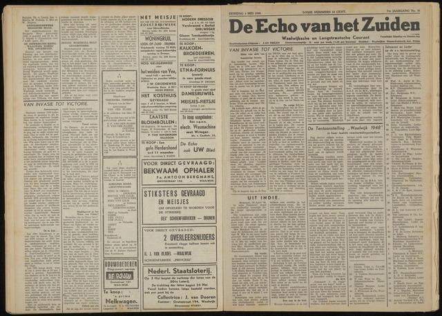 Echo van het Zuiden 1948-05-04