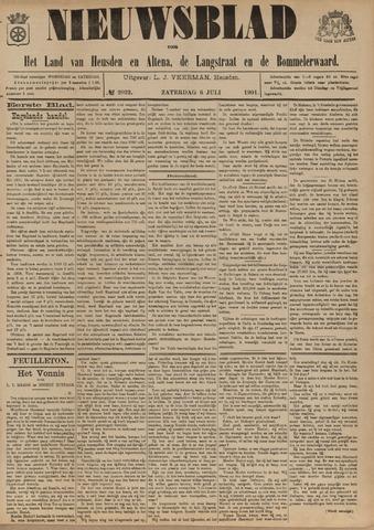 Nieuwsblad het land van Heusden en Altena de Langstraat en de Bommelerwaard 1901-07-06