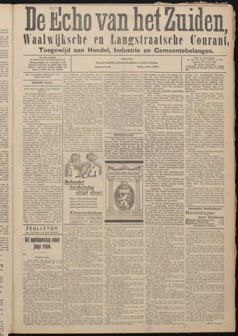 Echo van het Zuiden 1925-01-24