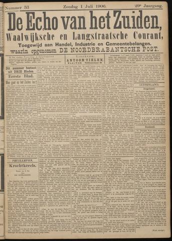 Echo van het Zuiden 1906-07-01