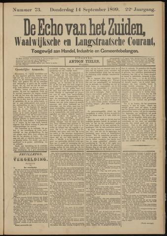 Echo van het Zuiden 1899-09-14