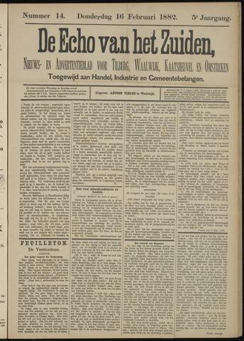 Echo van het Zuiden 1882-02-16