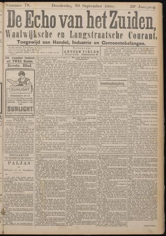 Echo van het Zuiden 1909-09-30