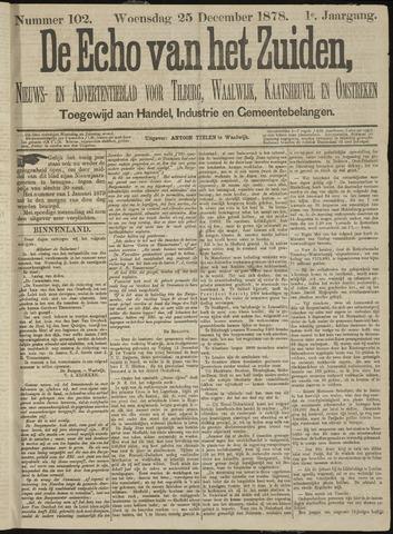 Echo van het Zuiden 1878-12-25