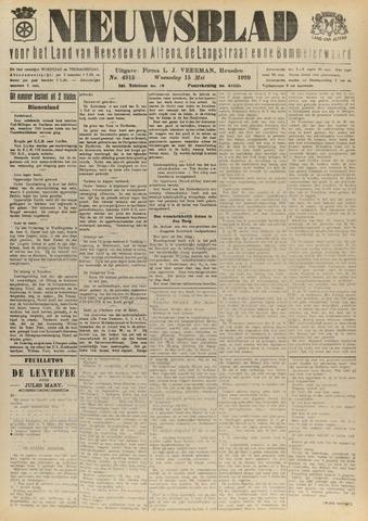 Nieuwsblad het land van Heusden en Altena de Langstraat en de Bommelerwaard 1929-05-15