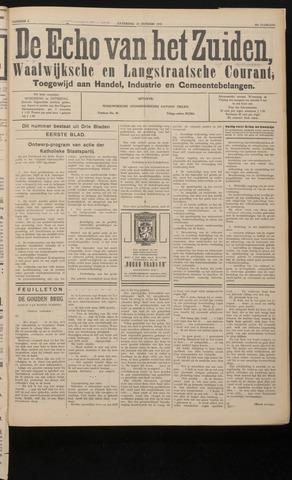 Echo van het Zuiden 1937-01-23