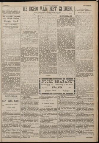 Echo van het Zuiden 1920-03-25