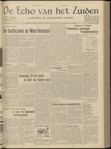 Echo van het Zuiden 1964-07-27
