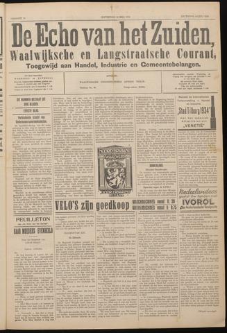 Echo van het Zuiden 1934-07-14