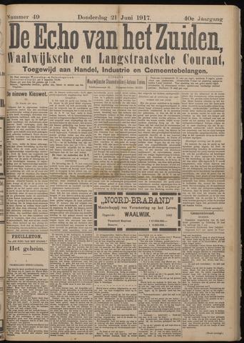 Echo van het Zuiden 1917-06-21