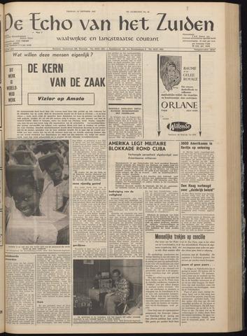 Echo van het Zuiden 1962-10-26