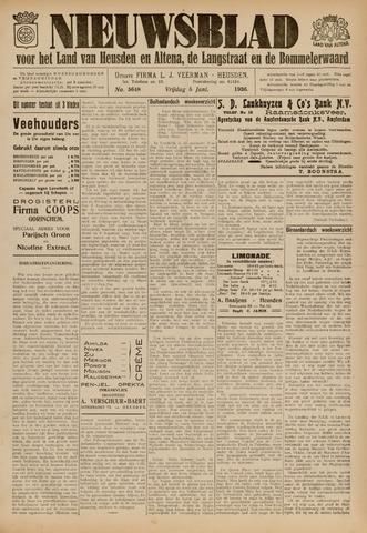 Nieuwsblad het land van Heusden en Altena de Langstraat en de Bommelerwaard 1936-06-05
