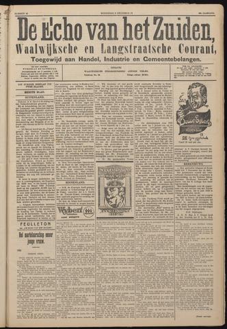 Echo van het Zuiden 1925-12-09