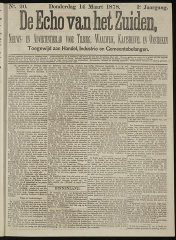 Echo van het Zuiden 1878-03-14