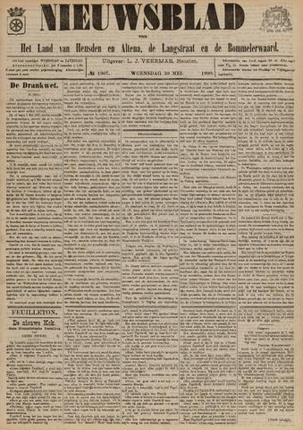Nieuwsblad het land van Heusden en Altena de Langstraat en de Bommelerwaard 1900-05-30