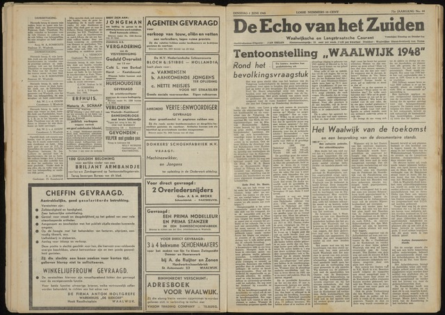 Echo van het Zuiden 1948-06-01