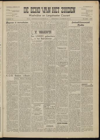 Echo van het Zuiden 1949-02-03