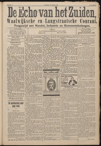 Echo van het Zuiden 1925-01-31