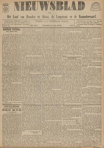 Nieuwsblad het land van Heusden en Altena de Langstraat en de Bommelerwaard 1897-06-23