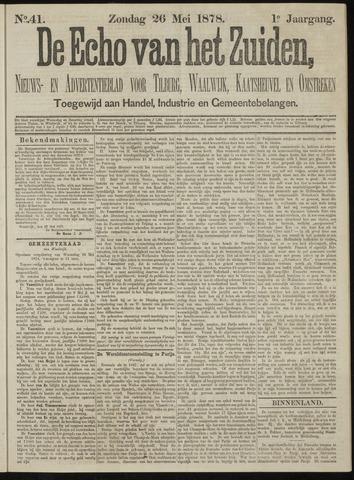 Echo van het Zuiden 1878-05-26