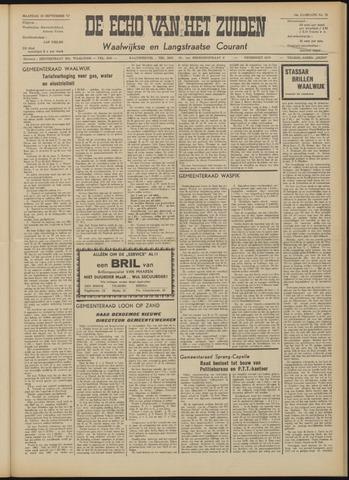 Echo van het Zuiden 1957-09-30