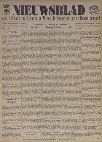 Nieuwsblad het land van Heusden en Altena de Langstraat en de Bommelerwaard 1917-03-07
