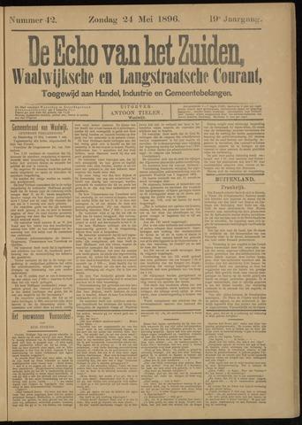 Echo van het Zuiden 1896-05-24