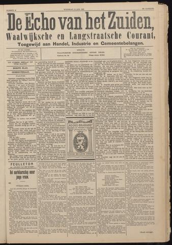 Echo van het Zuiden 1925-06-10